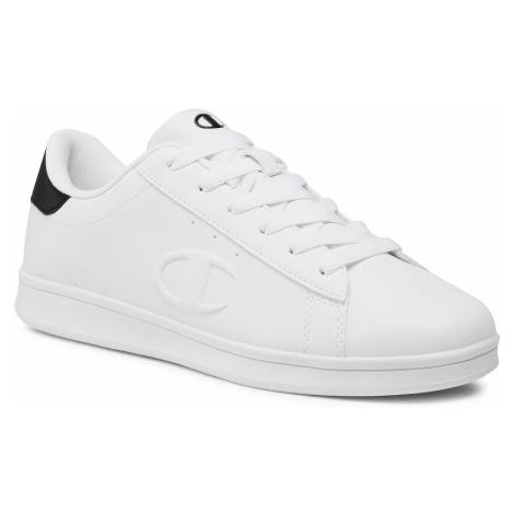 Sneakersy CHAMPION - Andrea S21599-F20-WW006 Wht/Nbk