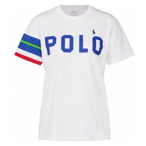 POLO RALPH LAUREN Koszulka 'STR SLV' biały