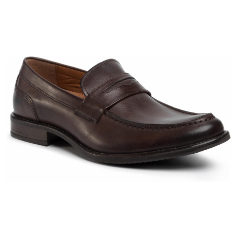 Półbuty LASOCKI FOR MEN - MB-NORWAY-01 Brown