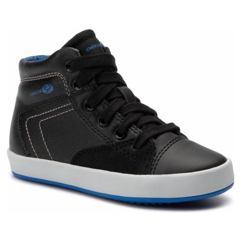 Sneakersy GEOX - J Gisli B. C J945CC 0MEBC C0245 M Black/Royal