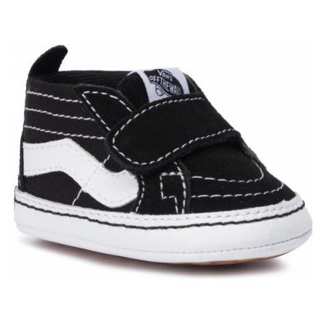 Vans Sneakersy Sk8-Hi Crib VN0A346P6BT1 Czarny