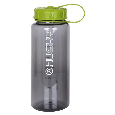 Springie butelka na zewnątrz zielona Husky