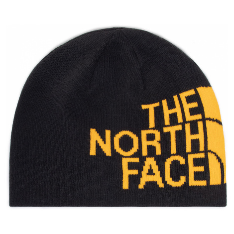 Czapka THE NORTH FACE - Rvsbl Tnf Banner Bne NF00AKNDAGG1 Tnfblk/Summtgld