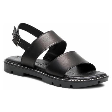 Sandały TAMARIS - 1-28139-26 Black 001 1