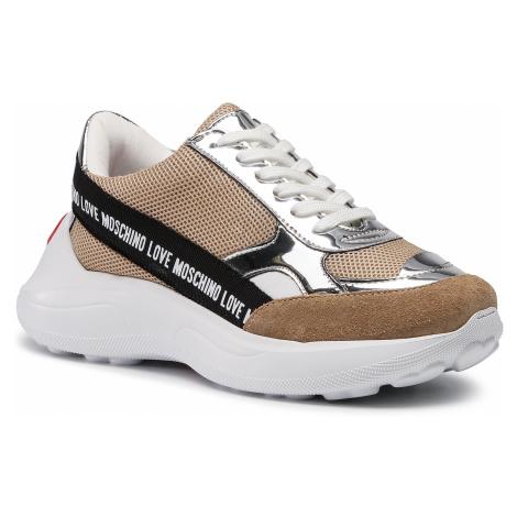 Sneakersy LOVE MOSCHINO - JA15176G1BIN510A Bi