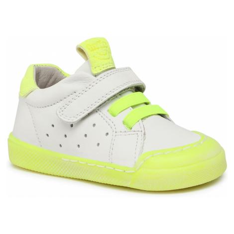 Sneakersy FRODDO - G2130231-4 M White/Yellow