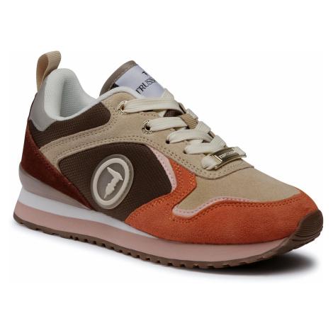 Sneakersy TRUSSARDI JEANS - 79A00556 W768