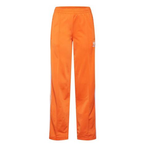 ADIDAS ORIGINALS Spodnie 'FIREBIRD TP' pomarańczowy