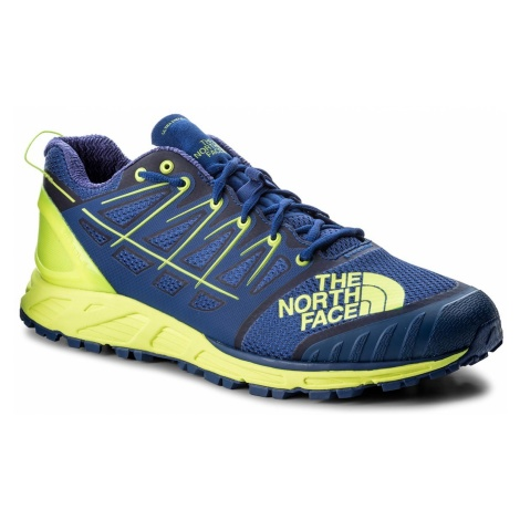 Buty THE NORTH FACE - Ultra Endurance II T939IE4CU Brit Blue/Dayglo Yellow