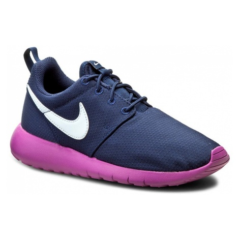 Buty NIKE - Roshe One (GS) 599729 407 Midnight Navy/Blue Tint