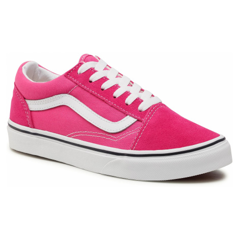 Tenisówki VANS - Old Skool VN0A4UHZ32C1 Fuchsia Purple/True White