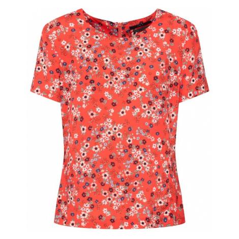 SET Koszulka pomarańczowo-czerwony