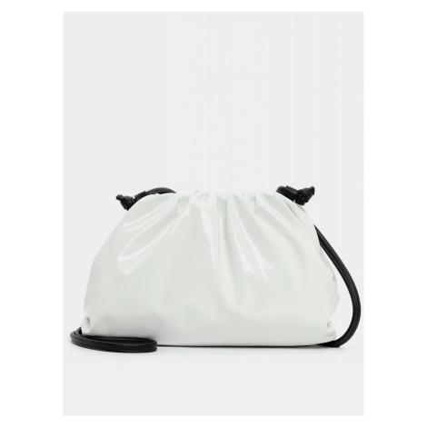 Tamaris biały mała crossbody torebka