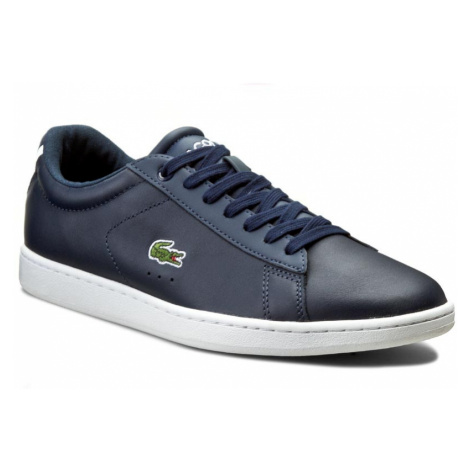 Sneakersy LACOSTE - Carnaby Bl 1 7-32SPW0132003 Nvy