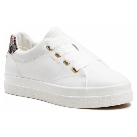 Sneakersy GANT - Avona 22531534 Bright White G290