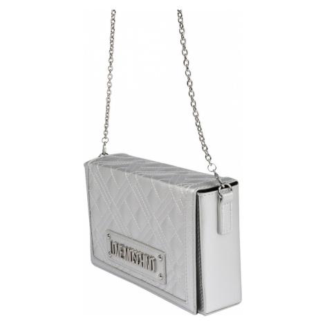 Love Moschino Torba na ramię 'EVENING BAG' srebrny