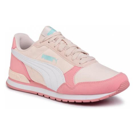 Puma Sneakersy St Runner V2 Nl Jr 365293 16 Różowy