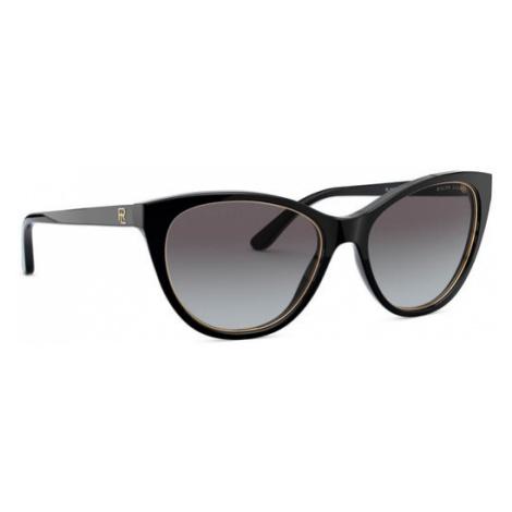 Lauren Ralph Lauren Okulary przeciwsłoneczne 0RL8186 50018G Czarny