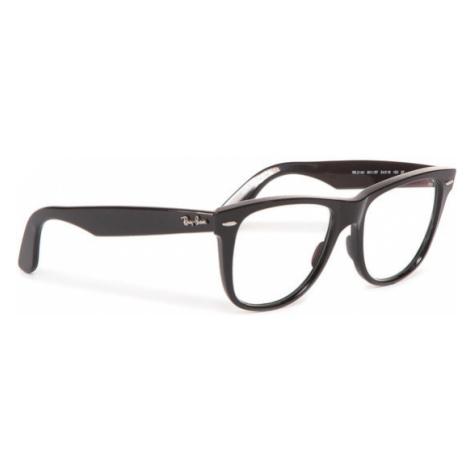 Ray-Ban Okulary przeciwsłoneczne Original Wayfarer Classic 0RB2140 901/5F Czarny
