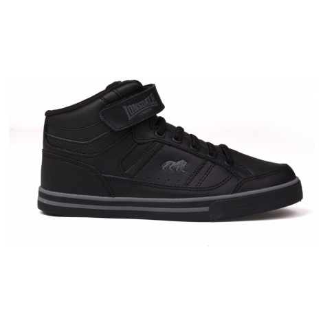 Lonsdale Canons Childrens Hi Top Trainers
