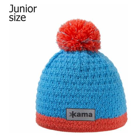 czapka dziecięca Kama B71 - Cyan