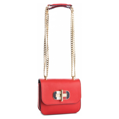 Torebka TOMMY HILFIGER - Turnlock Mini Crossover AW0AW06441 614