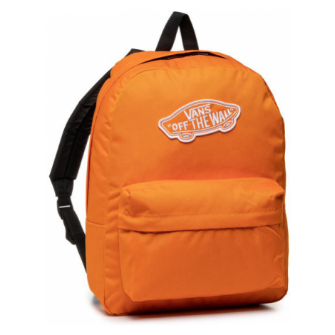 Vans Plecak Realm Backpack VN0A3UI6PUB1 Pomarańczowy