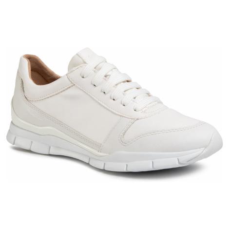 Sneakersy GEOX - D Sukie C D94F2C 05485 C1799 White