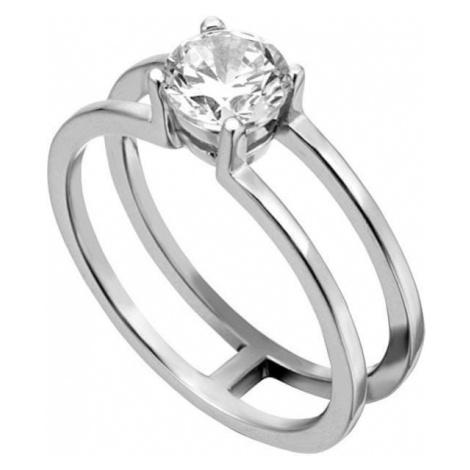 Esprit Srebra pierścień z cyrkonu ESRG0010111 (obwód 51 mm) srebro 925/1000
