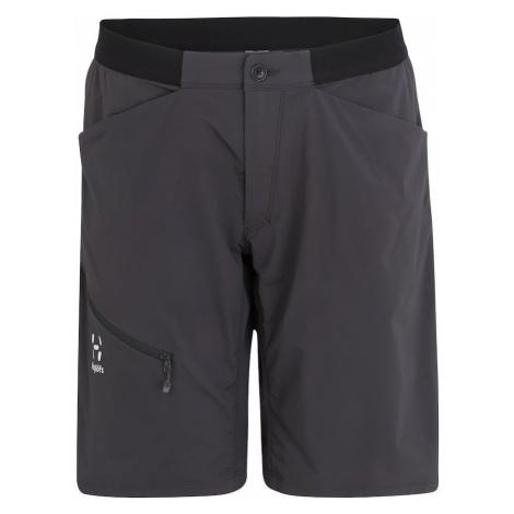 Haglöfs Spodnie sportowe 'L.I.M Fuse Shorts Women' ciemnoszary