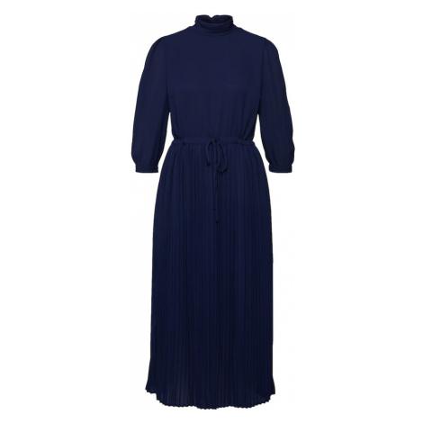 SELECTED FEMME Sukienka 'SLFBETHANY' niebieska noc