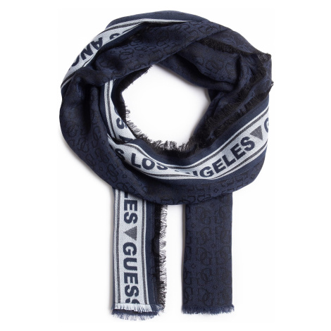 Szal GUESS - Not Coordinated Scarves AM8658 VIS03 BLU
