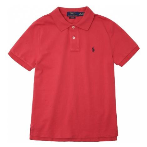 POLO RALPH LAUREN Koszulka 'SLIM POLO' czerwony
