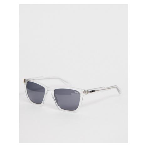 Quay Australia Hardwire sunglasses in clear