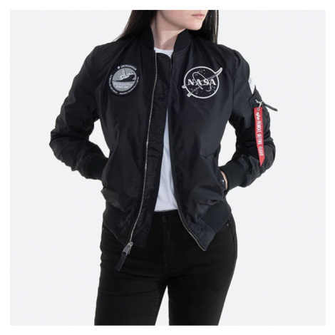 Kurtka damska Alpha Industries MA-1 TT NASA Reversible 186022 03