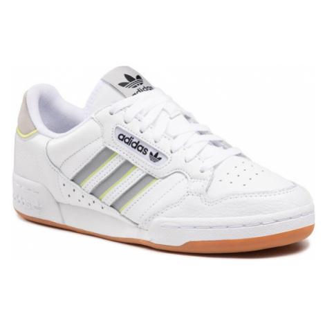 Adidas Buty Continental 80 Stripes FX5098 Biały