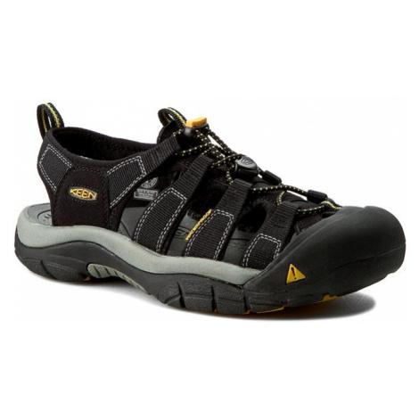 Sandały KEEN - Newport H2 1001907 Black