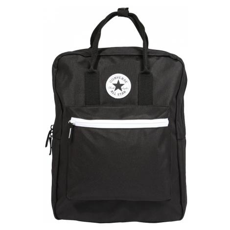 CONVERSE Plecak czarny / biały