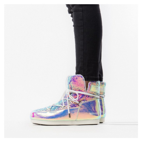 Buty damskie Moon Boot 50 Anniversary Leather Holo 24201600 001