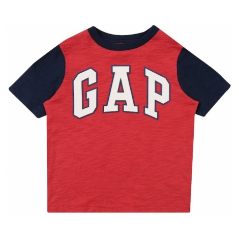 GAP Koszulka 'V-SPR GAP GR GO' czerwony
