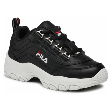 Sneakersy FILA - Strada Low Kids 1010781.25Y Black