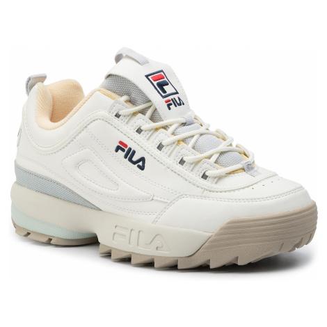 Sneakersy FILA - Disruptor Cb Low Wmn 1010604.02X Marshmallow/Gray Violet