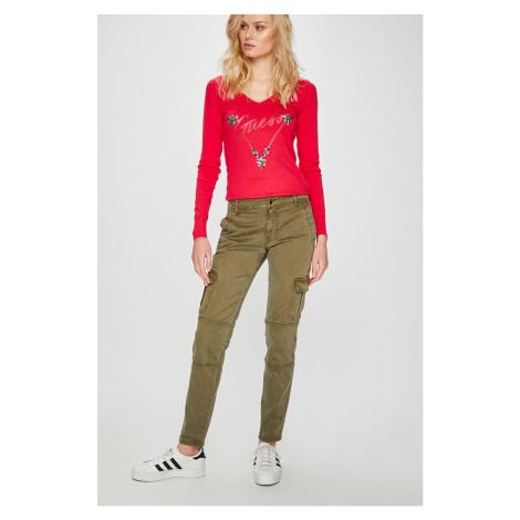 Guess Jeans - Spodnie Caroline