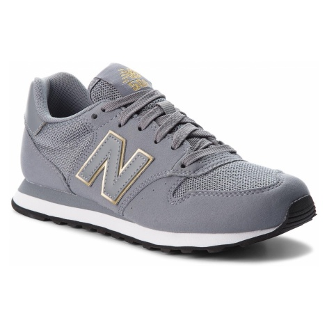 Sneakersy NEW BALANCE - GW500GKG Szary