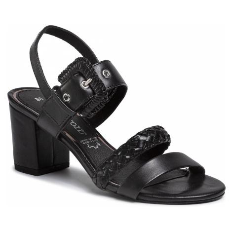 Sandały MARCO TOZZI - 2-28379-24 Black 001