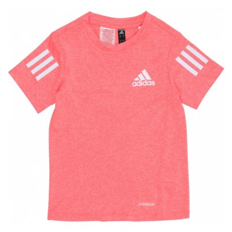 ADIDAS PERFORMANCE Koszulka funkcyjna 'B A.R' jasnoróżowy / biały