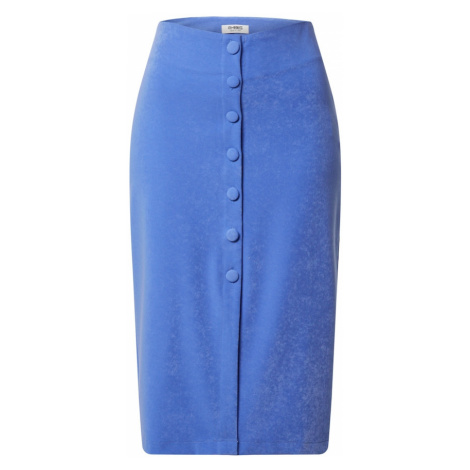 4th & Reckless Spódnica niebieski