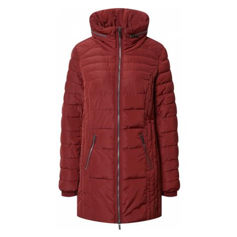 Soyaconcept Płaszcz zimowy 'Nina 1' rdzawoczerwony