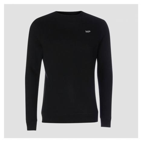 Męski sweter z kolekcji Essentials MP – czarny