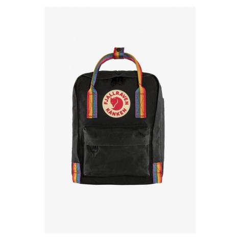 Plecak Fjallraven Kanken Rainbow Mini F23621-550-907 Black/rainbow Fjällräven